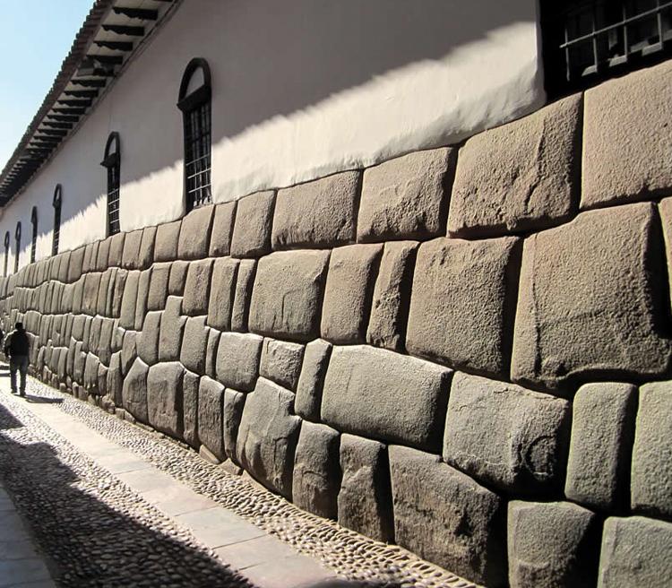 Budowle Inków