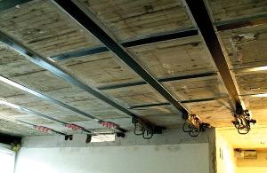 Wzmocnienie stropu żelbetowego