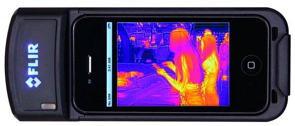 Kamera Termowizyjna W Smartfonie Inżynier Budownictwa